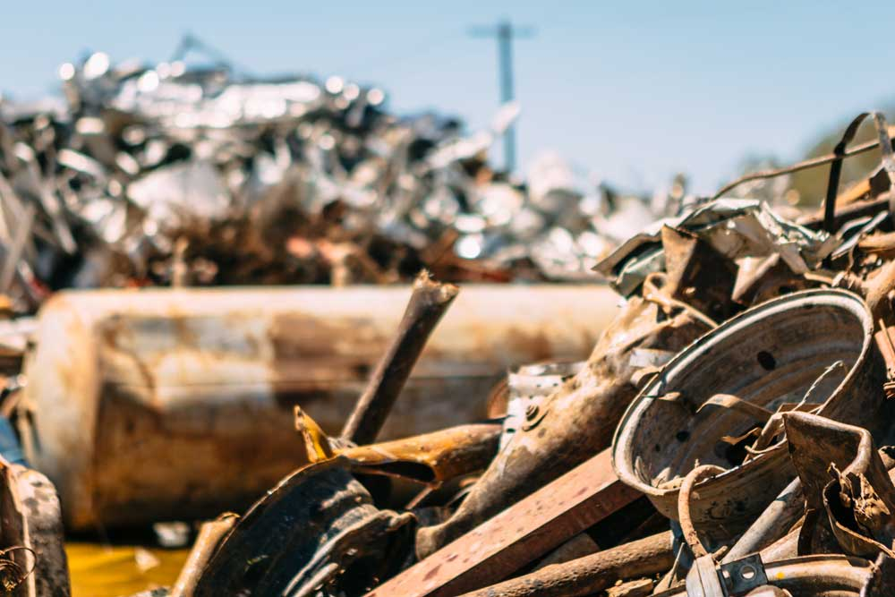 How Is the Scrap Metal Price Calculated?